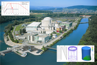 an analysis of nuclear power plants Electricity grid loading, analysis of large industrial data set (a pulp mill case),   control in web production, decision support at a nuclear power station, and a.