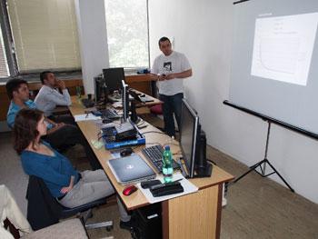 IMAGE: ATENA Advanced User Seminar