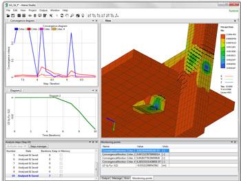 IMAGE: ATENA version 5 screenshot